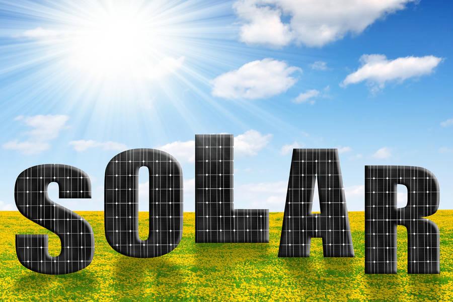 Energie aus der Kraft der Sonne: intelligent modernisieren mit e-masters