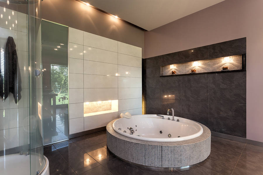 Ideen für das Badezimmer: intelligent modernisieren mit e ...