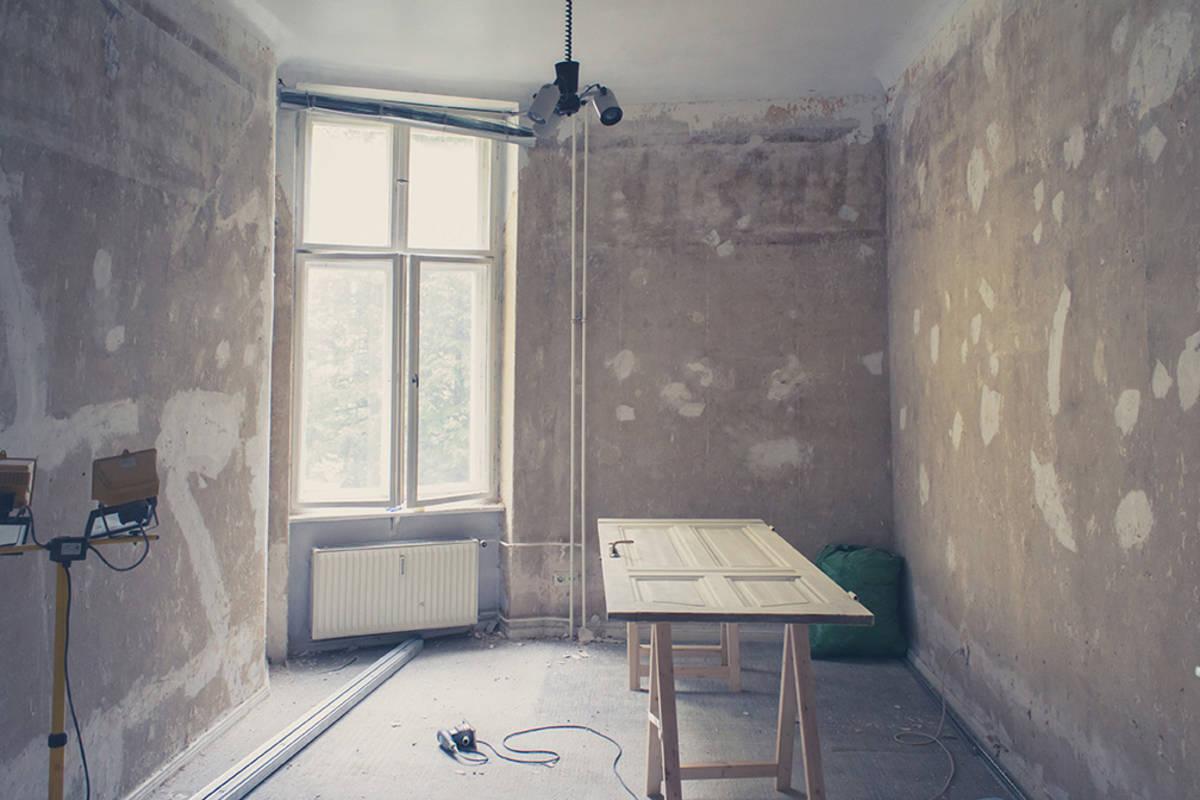 erneuerung der elektroinstallation intelligent. Black Bedroom Furniture Sets. Home Design Ideas